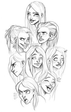 laughing illustration drawings #laughing #illustration #drawings | laughing illustration drawings Cartoon Mouths, Cartoon Drawings Of Animals, Cartoon Girl Drawing, Cartoon Faces, Cartoon Art, Cartoon People, Girl Face Drawing, Cartoon Drawing Styles, Anime Face Drawing