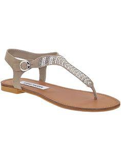 Would be great beach #wedding shoes! Steve Madden Bonkerz