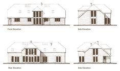 Welsh Oak Frame Barn