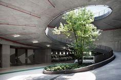 Şişhane Park Kentsel Meydan ve Yeraltı Otoparkı