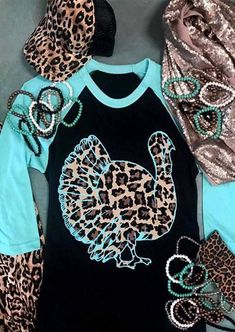 MINGLIFE Womens T Shirts V-Neck Leopard Print Patchwork Tops for Long Sleeve Leopard Printed Casual Blouse