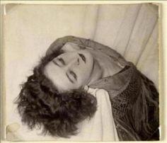 """fawnvelveteen: """" Man Ray, Kiki de Montparnasse, 1930 """""""