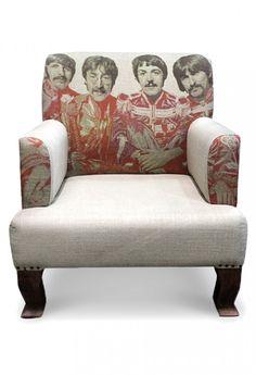 Beatles Armchair