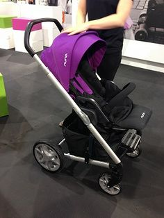 7 NEW STROLLERS TO BE ON THE LOOKOUT FOR IN 2014 - Nuna MIXX