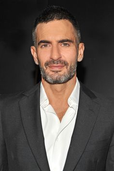 MARC JACOBS  In 1986, Marc Jacobs designed his first collection with his eponymous label, and one year later was the youngest recipient ever to be awarded the CFDA Perry Ellis Award for New Fashion Talent.