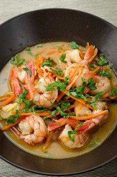 przepis Fish Recipes, Seafood Recipes, Snack Recipes, Cooking Recipes, Healthy Recipes, Recipies, Ceviche Recipe, Vegan Junk Food, Vegan Smoothies