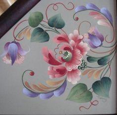 """Résultat de recherche d'images pour """"decorative painting flowers"""""""