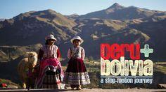 PERU & BOLIVIA   a stop-motion journey