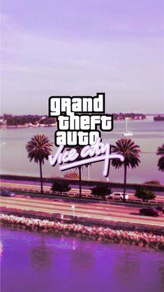 City Iphone Wallpaper, Samsung Galaxy Wallpaper, Retro Wallpaper, Apple Wallpaper, Aesthetic Pastel Wallpaper, Aesthetic Backgrounds, Gta City, San Andreas Gta, Grand Theft Auto Games