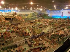 Roadside America: The World's Greatest Indoor Miniature Village