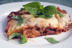 """I hope this can be part of my """"no time to cook"""" Tuesday dinner rotation.      Eggplant Parmesan Recipe 