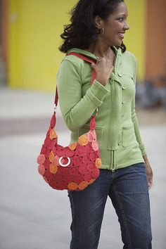 Ravelry: Nicki Tote pattern by Robyn Chachula