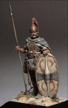 Celtiberian Warrior