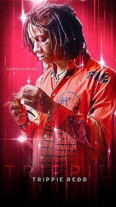 Trippie Redd Trippie redd, Rapper art, Trill art