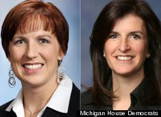 """""""Michigan Woman Lawmakers Silenced By GOP After Abortion Debate 'Temper Tantrum.'""""     [[[So a woman attempting to voice her opinion is throwing a 'temper tantrum'...how sexist!]]]"""