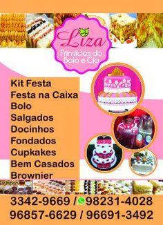 Bolo Kit Kat, Pasta americana, Kit festa, Bem Casado, Docinhos, Salgadinhos, Festa na caix