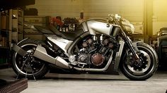 Yamaha has dipped a tentative toe into the custom waters: it's commissioned three top builders to work their magic on the venerable V-Max 'power cruiser'. The V-Max has been around since 1985, so it's due for a fillip—and that's exactly what Roland Sands (USA), Marcus Walz (Germany) and Ludovic Lazareth (France) have provided. Although Yamaha…