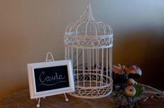 bird cage - love this!!!