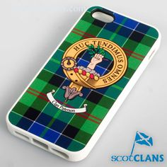 Paterson Clan Crest iPhone Case. Free worldwide shipping available