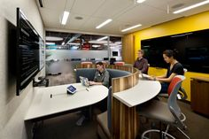 Mozilla headquarters by MKThink, Mountain View   California office