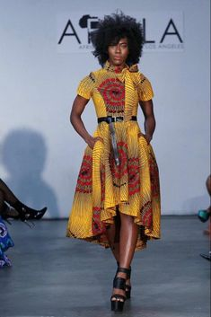 Ray Darten offers african wear for ladies like - african print dresses, jumpsuit, african print outfits for sale at lowest prices. African Dresses For Women, African Print Dresses, African Attire, African Fashion Dresses, Fashion Outfits, African Style Clothing, Modern African Dresses, Ankara Fashion, African Clothes