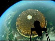 UFO SIGHTINGS DAILY: Giant UFO Near Earth In Photo Released by Brazil Planetarium, March 2014, UFO Sighting News.