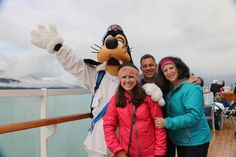 Ahoy mateys! I'm back from my first trip to Alaska via Disney Cruise Line. In upcoming posts, new Touring Plans blogger Kristi Fredericks and I will be back with tips on activities, excursions, and pre/post cruise hotel options. But in the meantime,