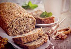 Banana Oat Bread - Real Recipes from Mums