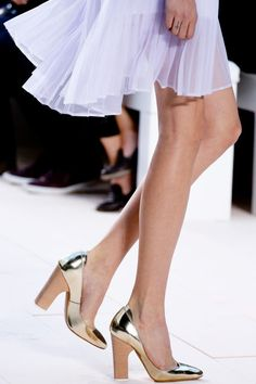 Shoes at Chloe Spring 2013 RTW