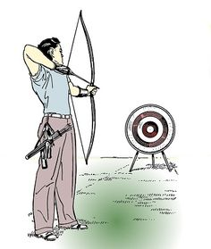 Exclusive Image of Arrow Coloring Pages . Arrow Coloring Pages Arrow Coloring Pages Admirable Archery Coloring Page Coloring Pages Archery Tips, Archery Arrows, Bow Arrows, Archery Hunting, Bow Hunting, Archery Lessons, Archery Targets, Coyote Hunting, Camping Survival