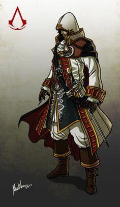 Spanish Assassin