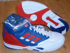 NEW ADIDAS ARTILLERY ASW PACKAGE 2010 All Star 11 LTD #adidas #Athletic