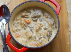 Chicken blanquette without wine - .-Blanquette de poulet sans vin – Chicken blanquette without wine – - Chicken blanquette without wine - .-Blanquette de poulet sans vin – Chicken blanquette without wine – Burger Recipes, Meat Recipes, Classic French Dishes, French Food, Homemade Burgers, Scallop Recipes, Baked Chicken Recipes, Recipe Images, Casserole Dishes