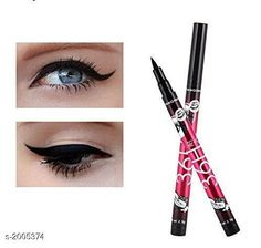 Checkout this latest Eyeliners Product Name: *36 Hrs Pen Eyeliner* Product Name: 36 Hrs Pen Eyeliner Brand Name: Yanqina Shade: Black Type: Pencil Multipack: 2 Country of Origin: India Easy Returns Available In Case Of Any Issue   Catalog Rating: ★4 (671)  Catalog Name: Premium Choice Standard Eye Make-Up Products Vol 12 CatalogID_265016 C178-SC1967 Code: 511-2005374-441