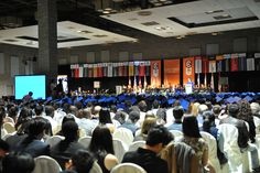 36th annual May Graduation ceremony, 2015