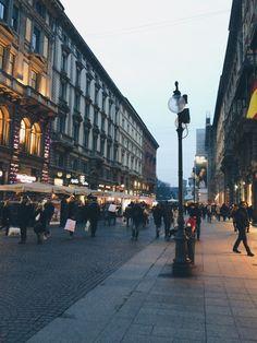 Un week-end entre Côme et Milan. | Paulinement votre