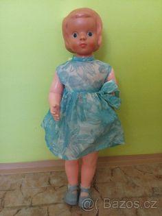 starožitná panenka - 1