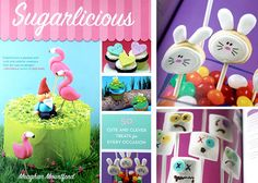 Sugarlicious ... cute treats & fun sweets for the kids.