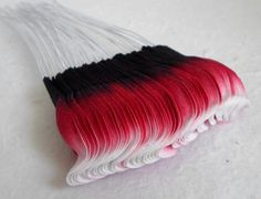 50 pcs  White-Red-Black #Mulberry #Paper Petals #Scrapbook Craft Supply Wedding E,  View more on the LINK: http://www.zeppy.io/product/gb/3/226059830/