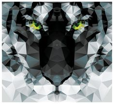 Polygon Animals Vol. 2 on Behance