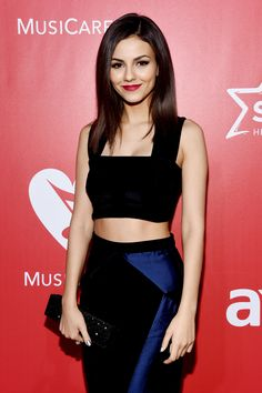 Victoria Justice - The 2015 MusiCares Person Of The Year Gala Honoring Bob Dylan in LA 02/06/15
