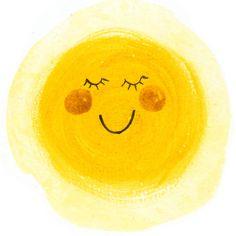 One happy Sunshine - inmybackyard