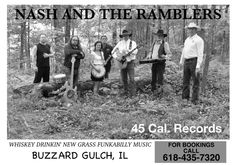 Check out Nash and the Ramblers on ReverbNation