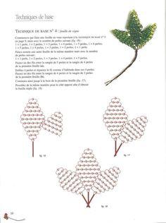 Gallery.ru / Фото #6 - Perles de Rocaille arbres arbustes_деревья и цветы из бисера - Nice-Nata-san
