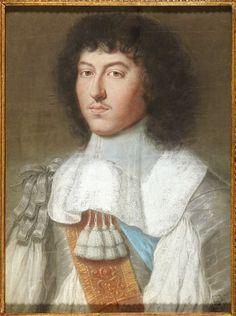 Louis XIV, roi de France, vers 1655, par Wallerand Vaillant