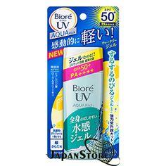 Biore Kao UV Aqua Rich Watery Gel SPF50  PA