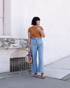 93 melhores imagens de calça jeans pantacourt 9171cdd3abe