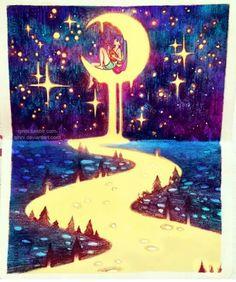 Rayos de luna