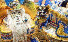 Carnival in Oruro