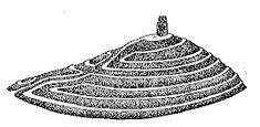 Glastonbury Tor Labyrinth - ancient sacred geometry